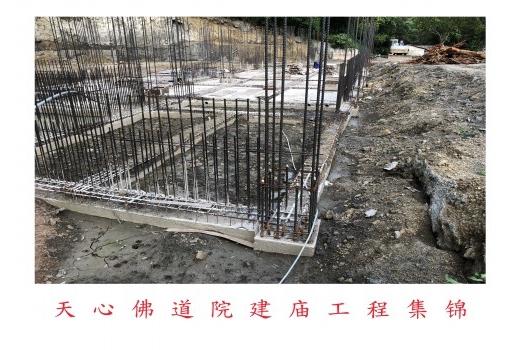 (2020年06月) 建庙进度