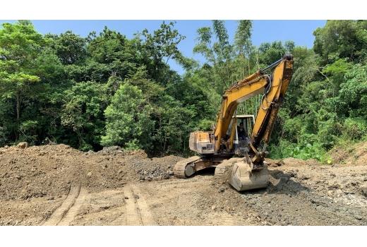 (108年08月-108年09月)開挖前整地